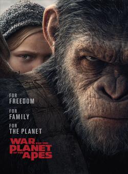 فيلم War for the Planet of the Apes 2017 مترجم