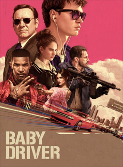 فيلم Baby Driver مترجم