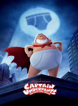 فيلم Captain Underpants : The First Epic Movie مترجم