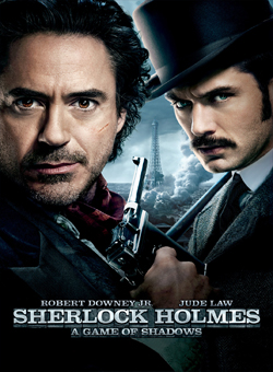 فيلم Sherlock Holmes : A Game of Shadows 2011 مترجم