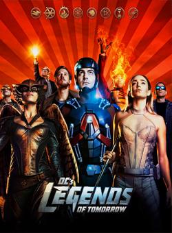 مسلسل Legends of Tomorrow الموسم الثالث الحلقة 14 الرابعة عشر مترجم