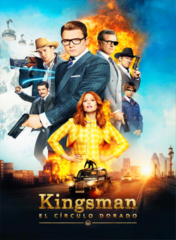فيلم Kingsman : The Golden Circle 2017 مترجم
