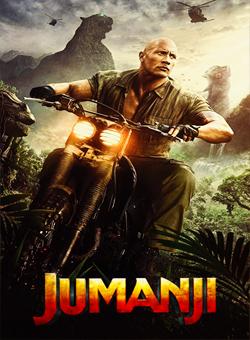 فيلم Jumanji : Welcome to the Jungle 2017 مترجم