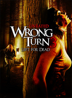 فيلم Wrong Turn 3 : Left for Dead 2009 مترجم