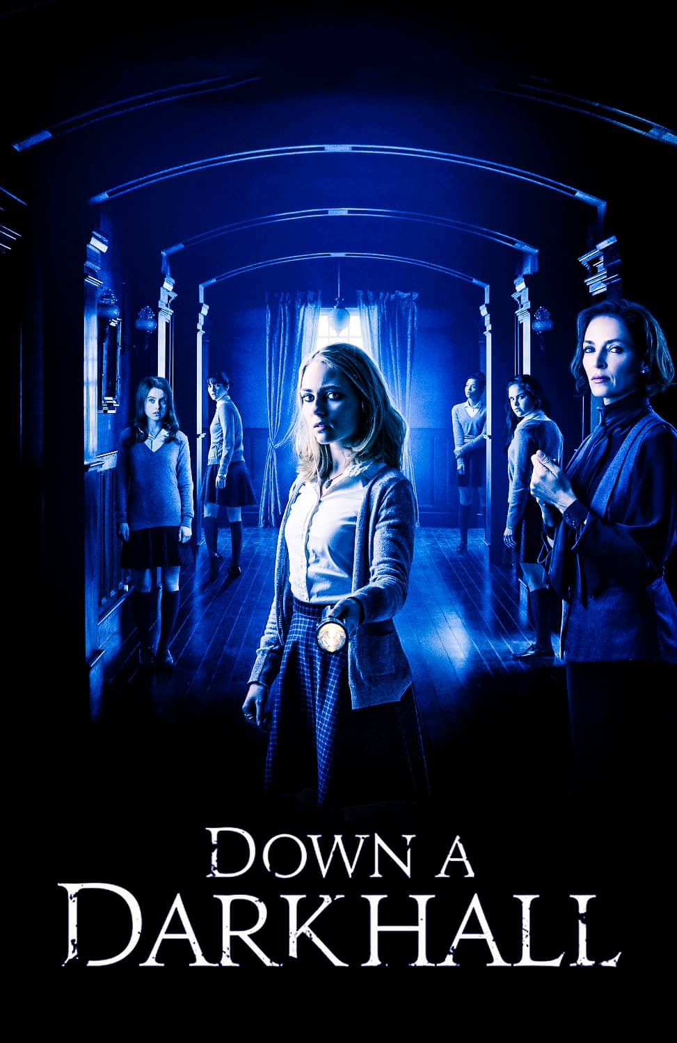 فيلم Down a Dark Hall 2018 مترجم