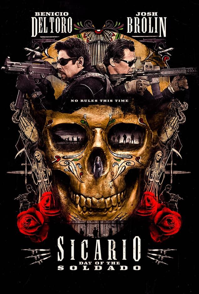 فيلم Sicario: Day of the Soldado 2018 مترجم