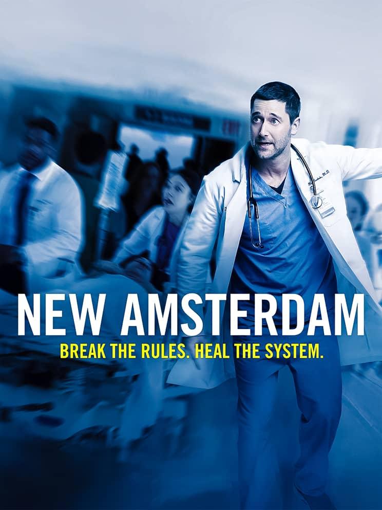مسلسل New Amsterdam الموسم الاول الحلقة 3 الثالثة مترجمة