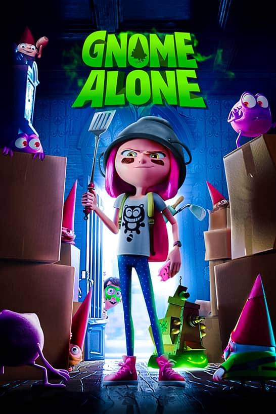 فيلم Gnome Alone 2017 مدبلج
