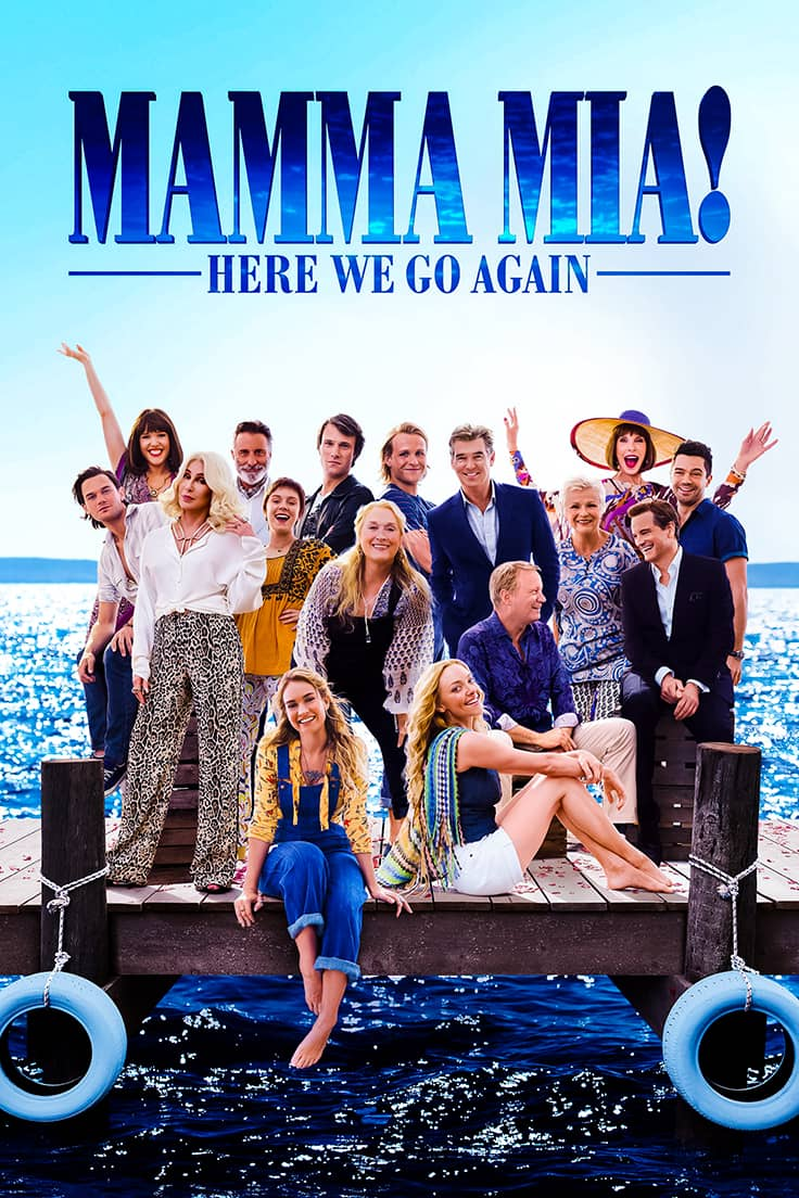 فيلم Mamma Mia! Here We Go Again 2018 مترجم