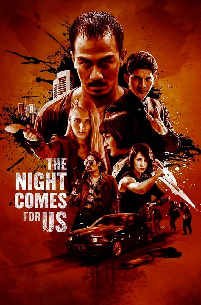 فيلم The Night Comes for Us 2018 مترجم