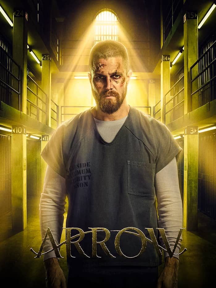 مسلسل Arrow الموسم السابع الحلقة 15 الخامسة عشر مترجمة