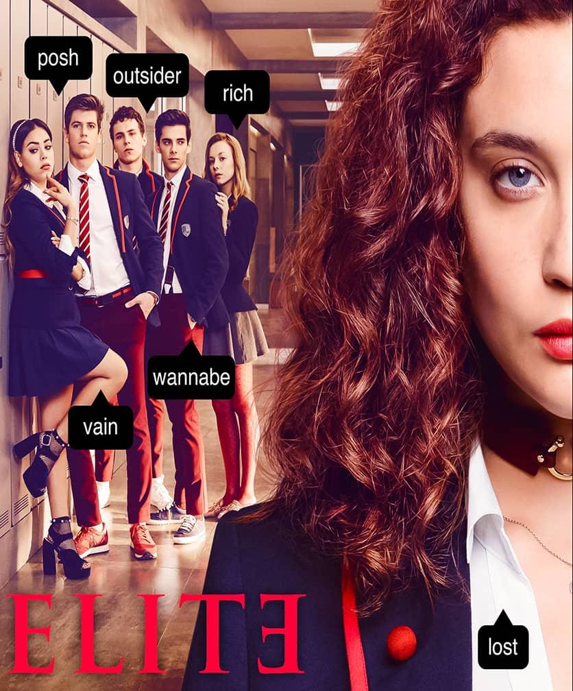 مسلسل Elite الموسم الاول الحلقة 2 الثانية مترجمة