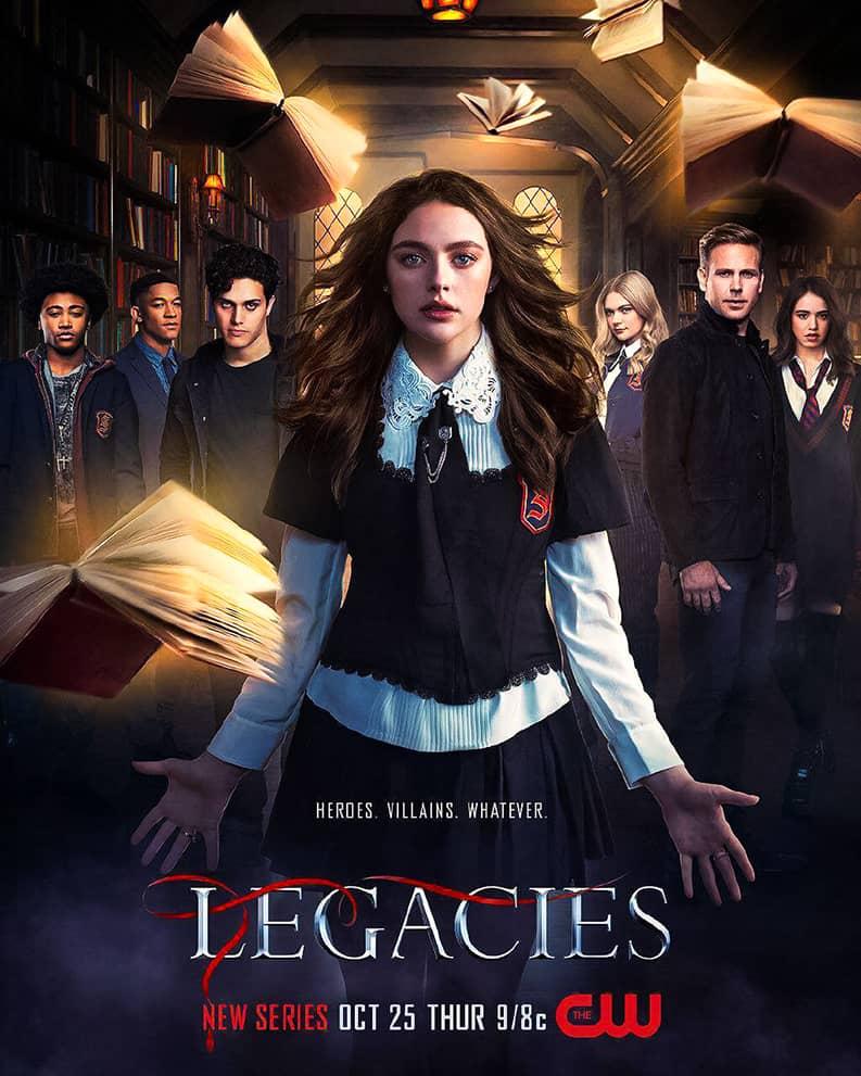 مسلسل Legacies الموسم الاول الحلقة 2 الثانية مترجمة