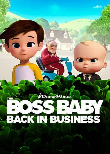 مسلسل The Boss Baby الموسم الثاني الحلقة 1 الاولي مترجمة