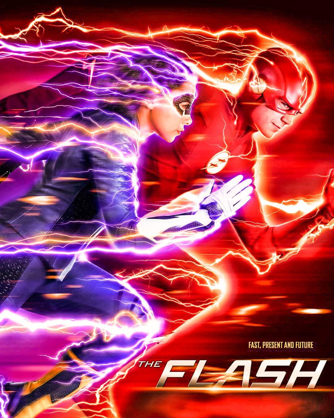 مسلسل The Flash الموسم الخامس الحلقة 7 السابعة مترجمة
