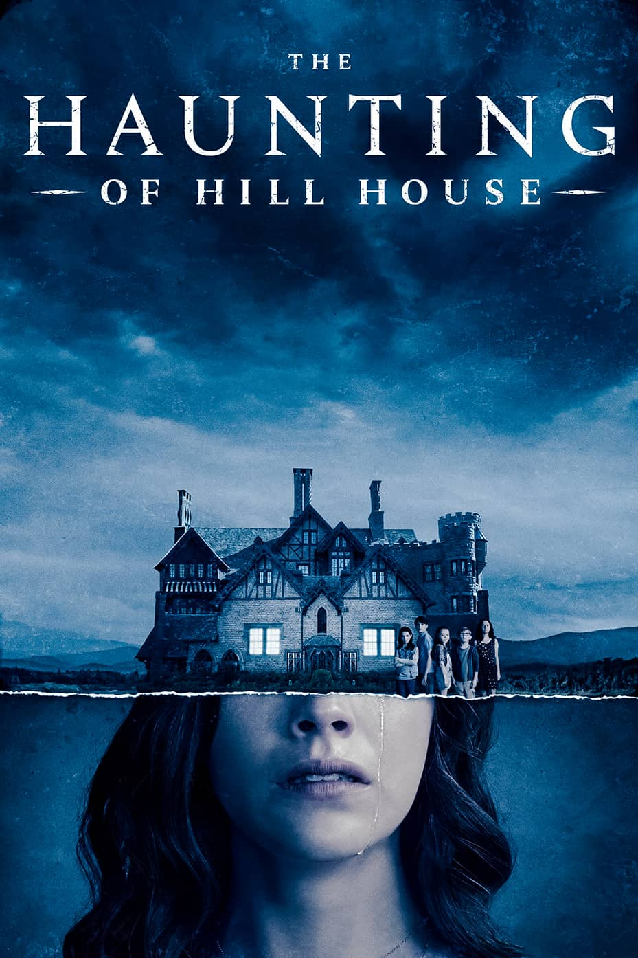 مسلسل The Haunting of Hill House الموسم الاول الحلقة 2 الثانية مترجمة