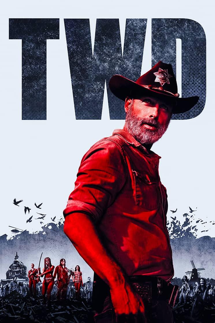 مسلسل The Walking Dead الموسم التاسع الحلقة 8 الثامنة مترجمة