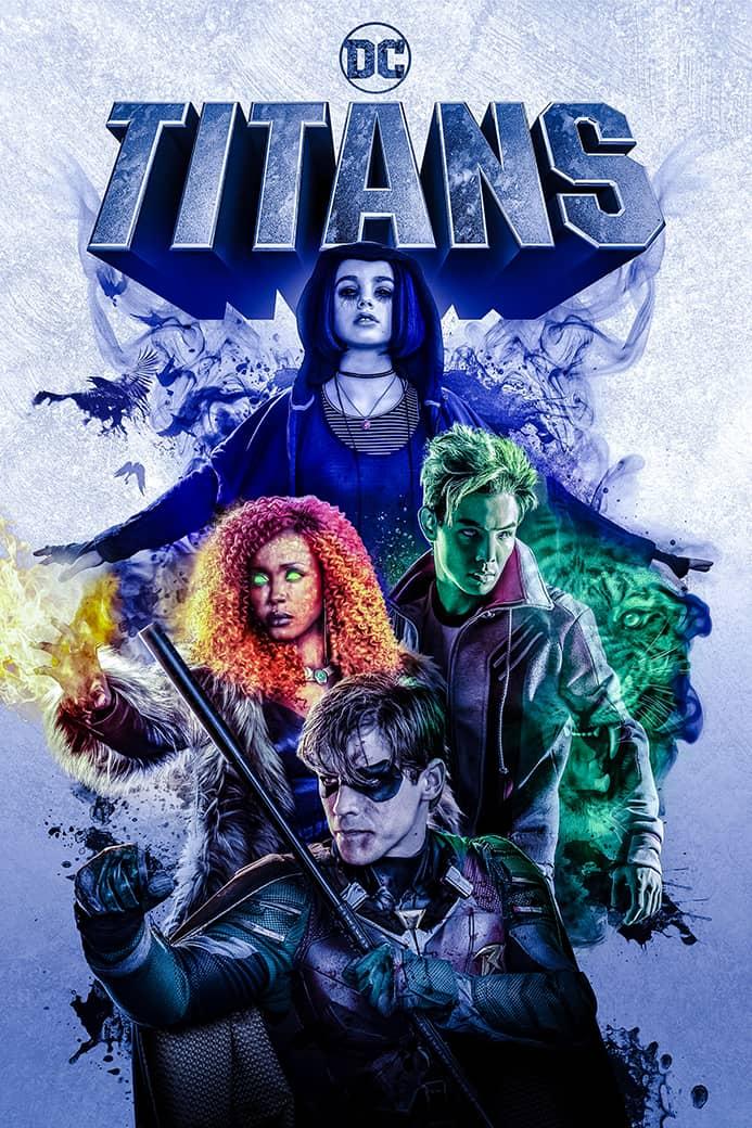 مسلسل Titans الموسم الاول الحلقة 4 الرابعة مترجمة