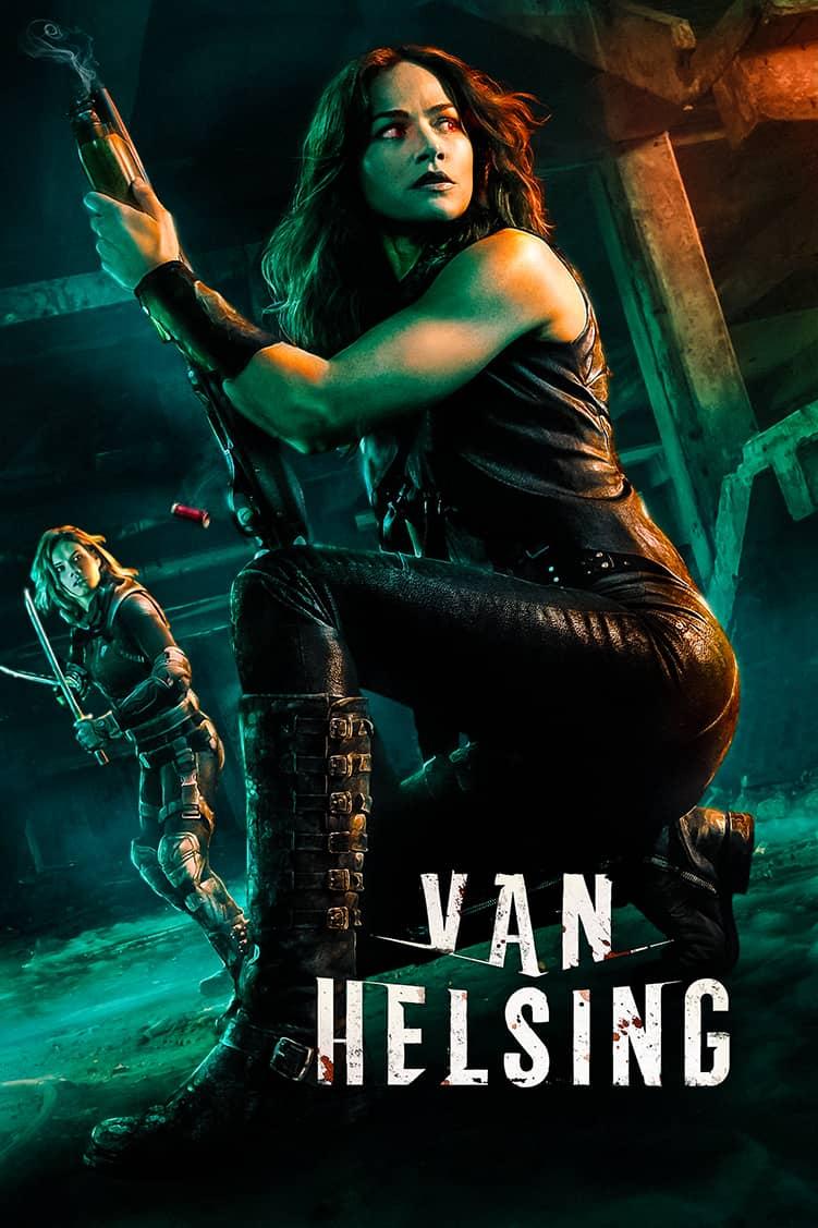 مسلسل Van Helsing الموسم الثالث الحلقة 2 الثانية مترجمة