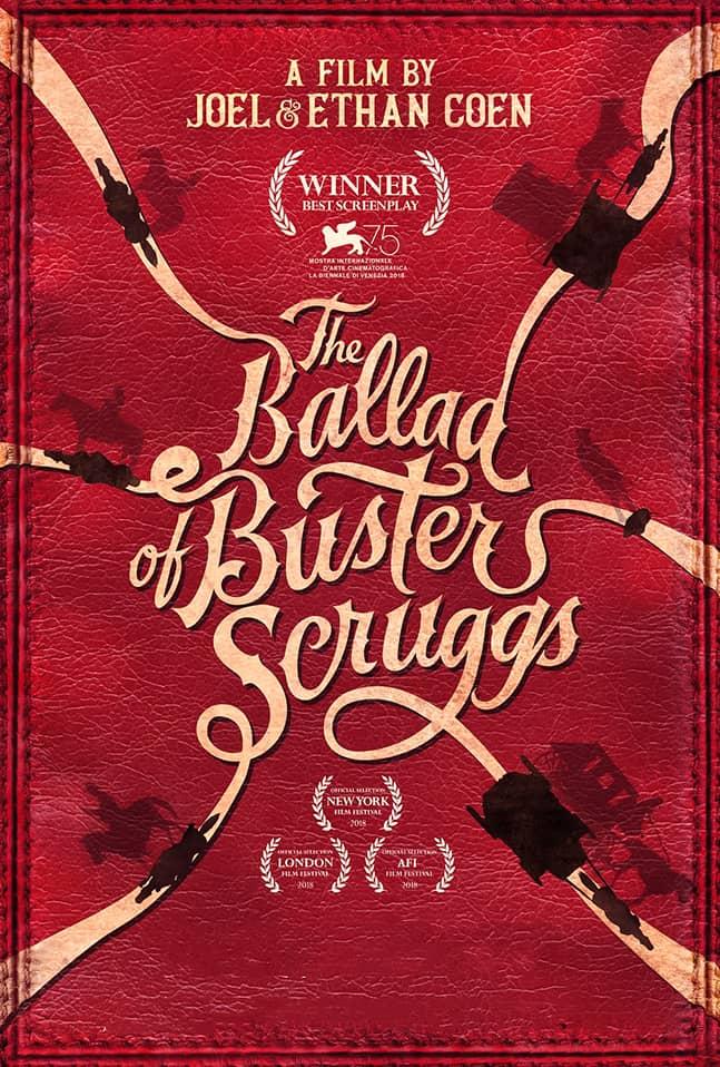 فيلم The Ballad of Buster Scruggs 2018 مترجم