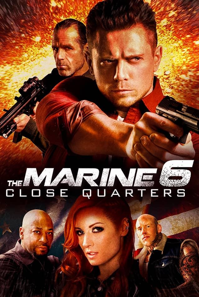 فيلم The Marine 6: Close Quarters 2018 مترجم