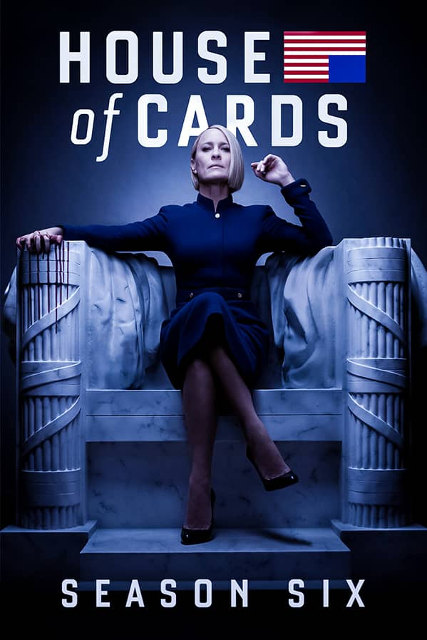 مسلسل House of Cards الموسم السادس الحلقة 8 الثامنة والاخيرة مترجمة