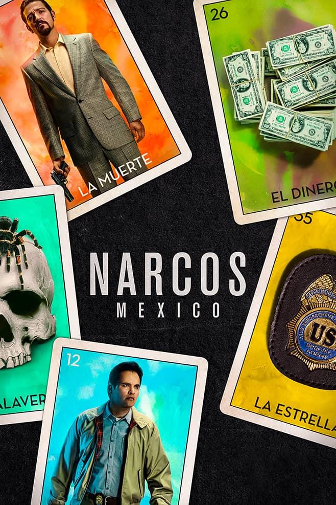 مسلسل Narcos: Mexico الموسم الاول الحلقة 8 الثامنة مترجمة
