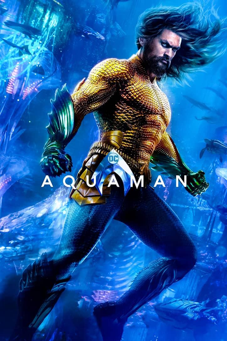 فيلم Aquaman 2018 مترجم