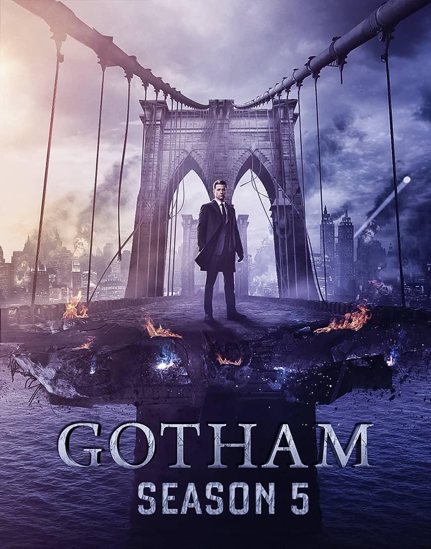 مسلسل Gotham الموسم الخامس الحلقة 8 الثامنة مترجمة