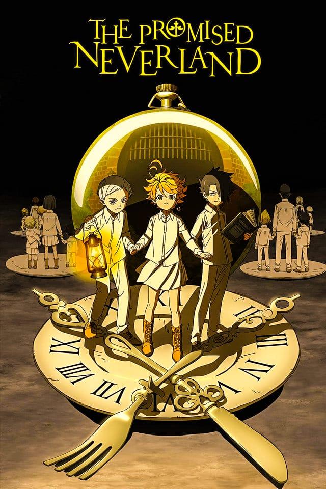 مسلسل Yakusoku no Neverland الموسم الاول الحلقة 9 التاسعة مترجمة