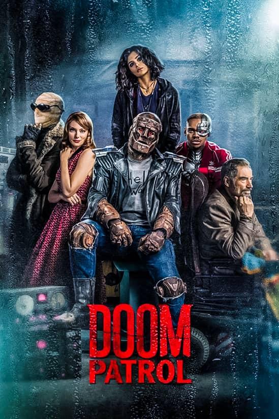 مسلسل Doom Patrol الموسم الاول الحلقة 13 الثالثة عشر مترجمة