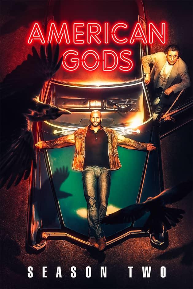 مسلسل American Gods الموسم الثاني الحلقة 3 الثالثة مترجمة