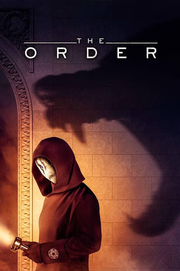 مسلسل The Order الموسم الاول الحلقة 4 الرابعة مترجمة