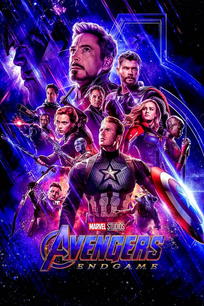 فيلم Avengers: Endgame 2019 مترجم