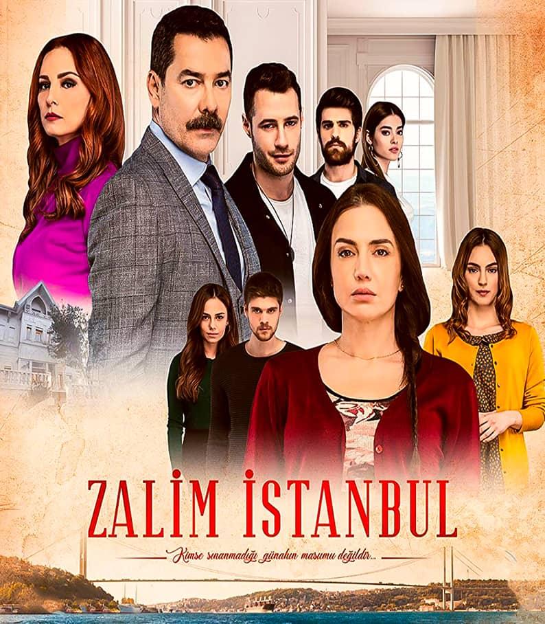 مسلسل اسطنبول الظالمة الحلقة 3 الثالثة مترجمة