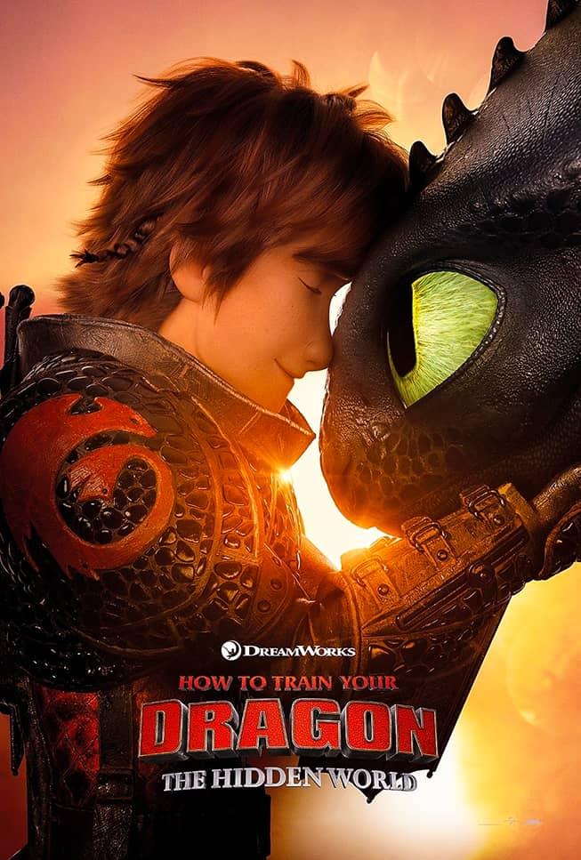 فيلم How to Train Your Dragon: The Hidden World 2019 مدبلج