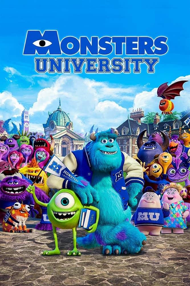 فيلم Monsters University 2013 مدبلج