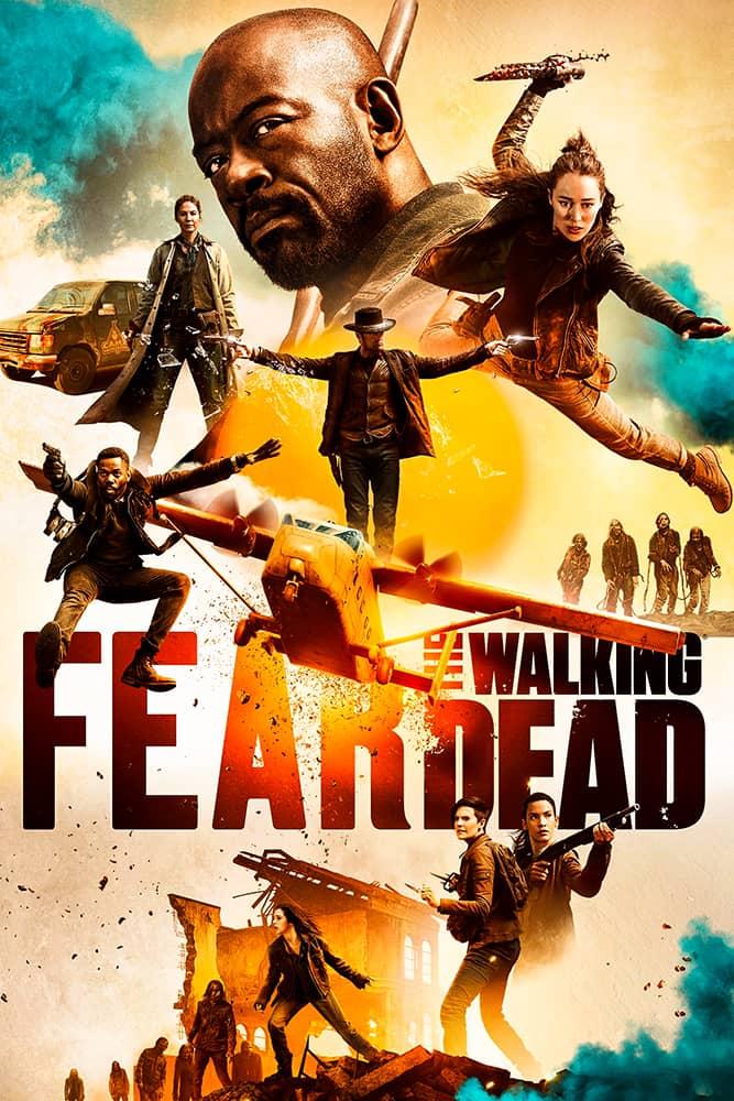 مسلسل Fear the Walking Dead الموسم الخامس الحلقة 1 الاولي مترجمة