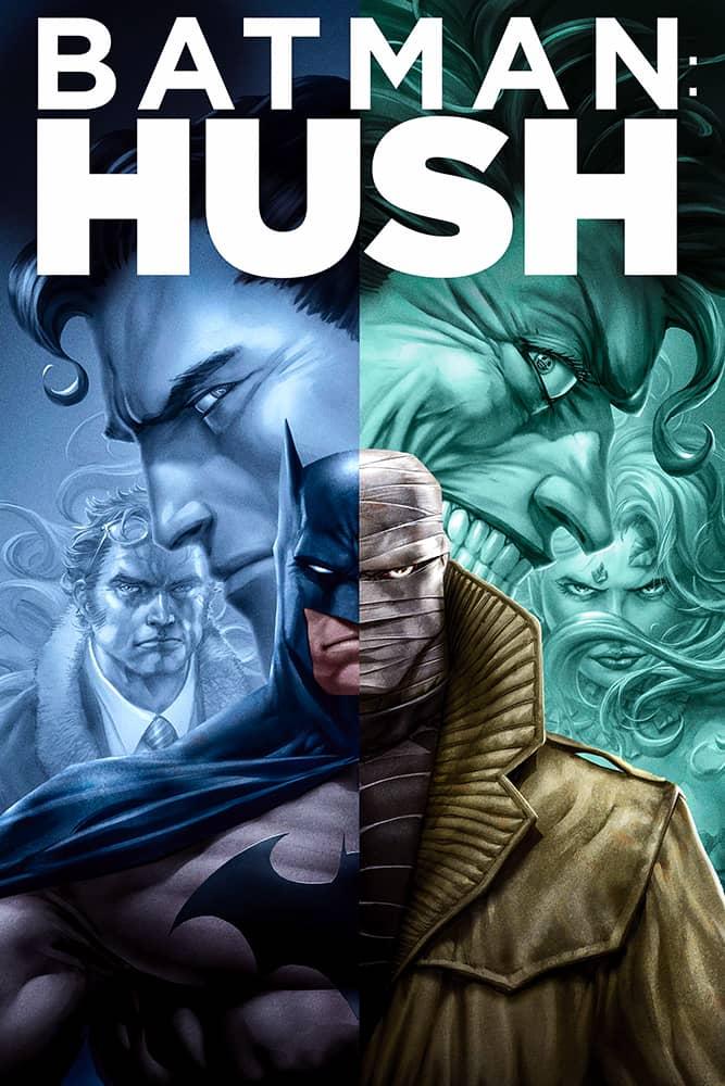 فيلم Batman: Hush 2019 مترجم