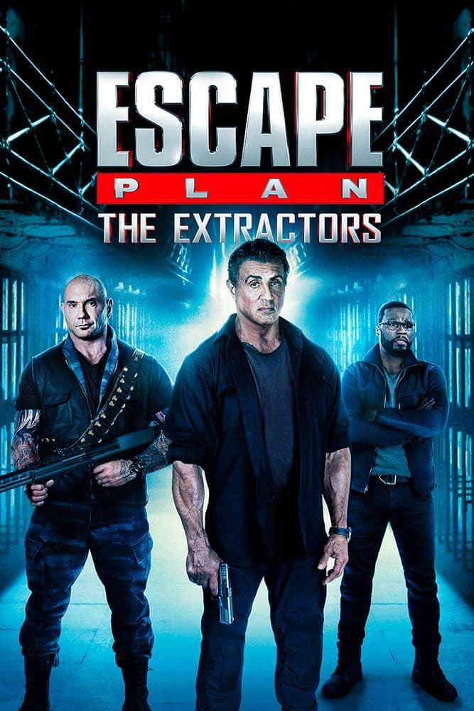 فيلم Escape Plan: The Extractors 2019 مترجم