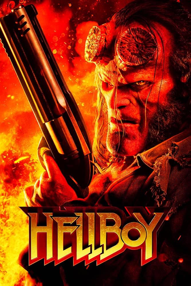 فيلم Hellboy 2019 مترجم