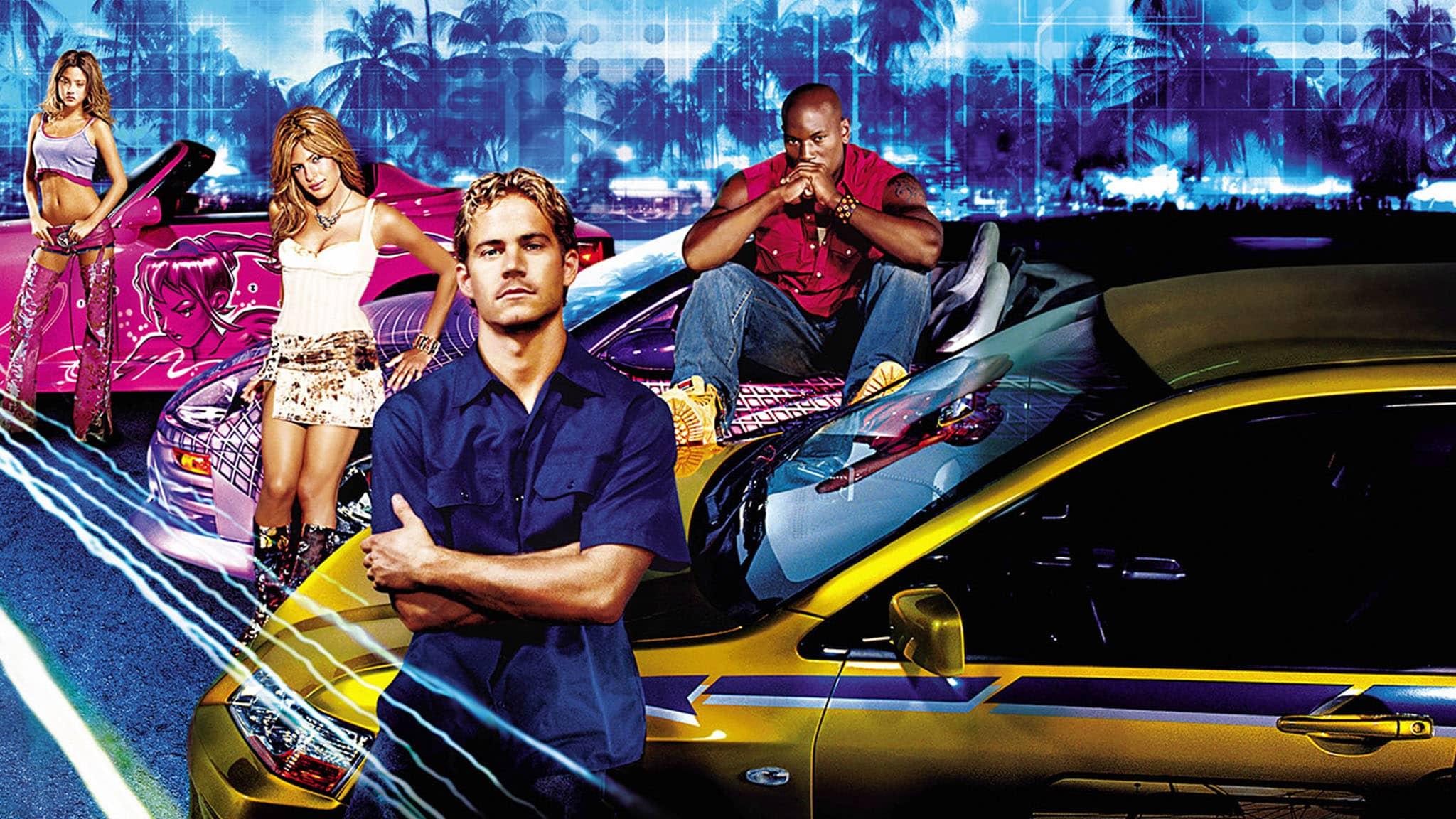 فيلم 2 Fast 2 Furious 2003 مترجم