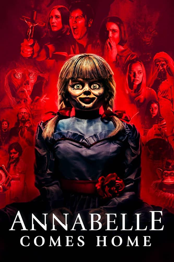 فيلم Annabelle Comes Home 2019 مترجم
