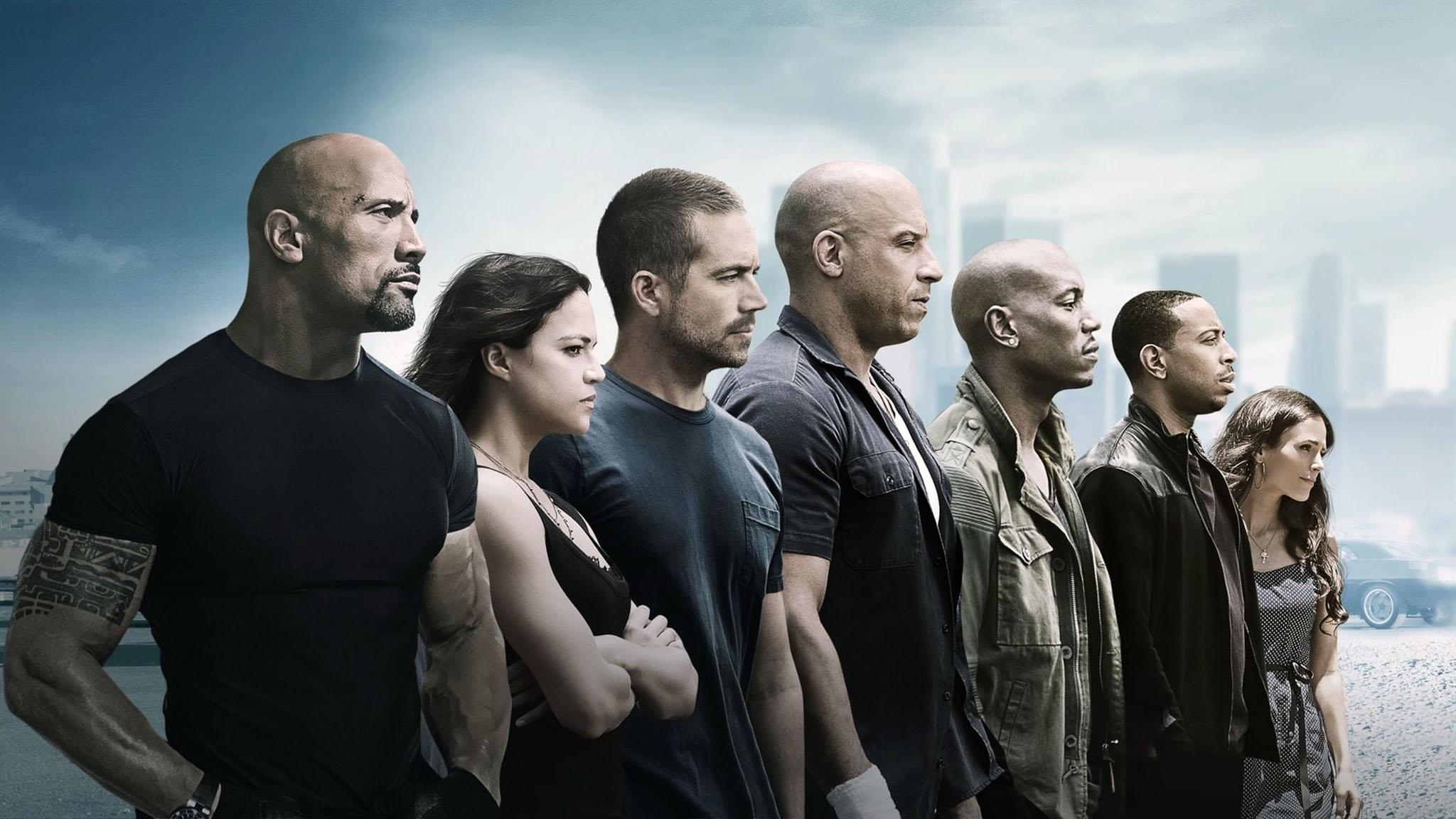 فيلم Furious 7 2015 مترجم