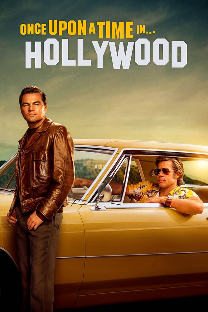 فيلم Once Upon a Time in Hollywood 2019 مترجم
