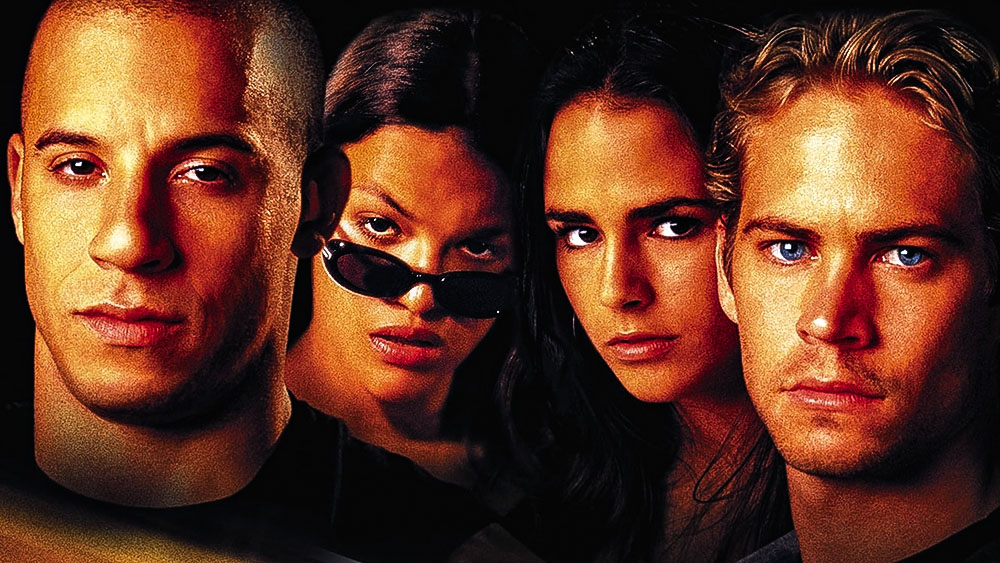 فيلم The Fast and the Furious 2001 مترجم