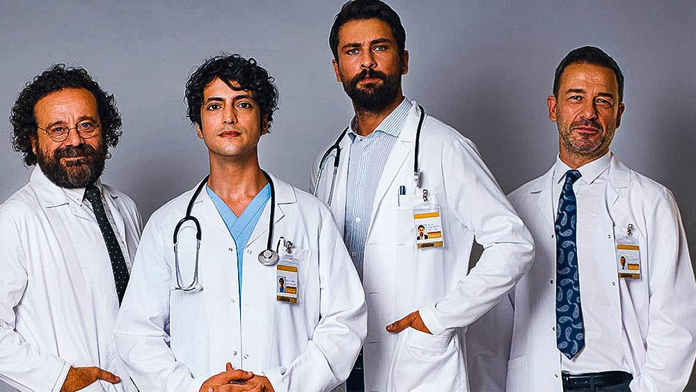 مسلسل الطبيب المعجزة مترجم
