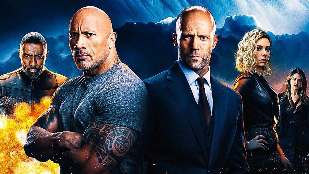 فيلم Fast & Furious Presents: Hobbs & Shaw 2019 مترجم