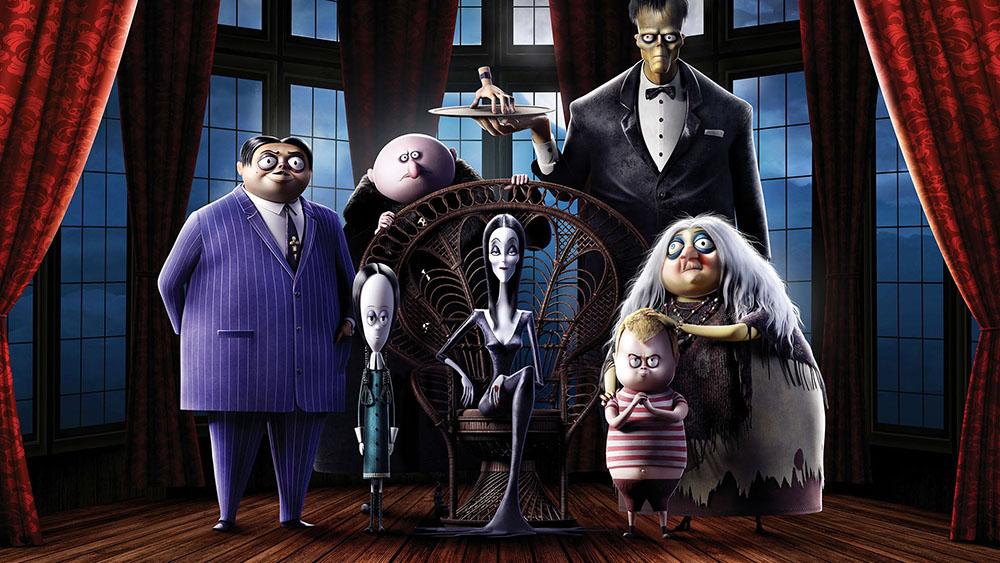 فيلم The Addams Family 2019 مترجم