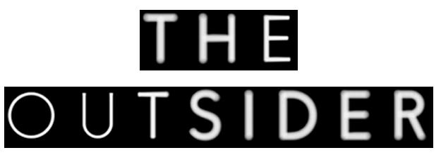 مسلسل The Outsider ج1 مترجم